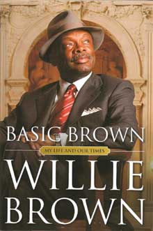 Willie Brown Book Cover Front